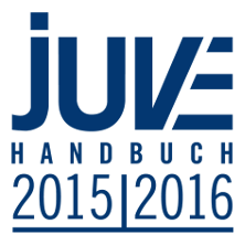 JUVE Handbuch 2015 - 2016