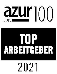 AZUR Top 100 Arbeitgeber