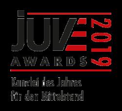 Auszeichnung Gewinner Juve Award 2019 beste Kanzlei Mittelstand Dresden Chemnitz Leipzig